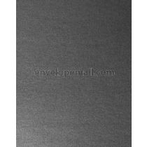 Stardream Metallic Anthracite 105 lb Cover - Sheets 8-1/2 x 11
