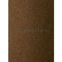 Stardream Bronze 105 lb Cover - A7 Flat Card 5-1/8 x 7