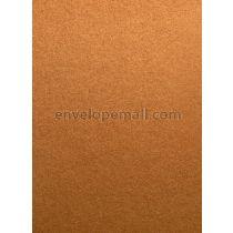 Stardream Metallic Copper 81 lb Text  8-1/2 x 11 Sheets