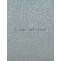 Curious Metallic Galvanised 80 lb. Text - Sheets 8-1/2 x 11