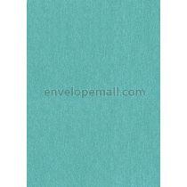 Stardream Metallic  Lagoon 81 lb Text - Sheets 8-1/2 x 11