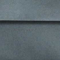 """Stardream Metallic Anthracite - Square (6-1/2 x 6-1/2"""") Envelope"""