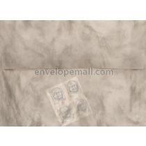 Translucent Marbled Gray A7  5-1/4 x 7-1/4 Envelope