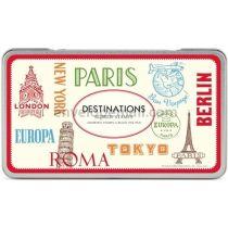 Destinations Rubber Stamp Kit