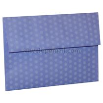 "Dotted Washi Violet - A2 (4-3/8 x 5-3/4"") Envelope 100 Pack"
