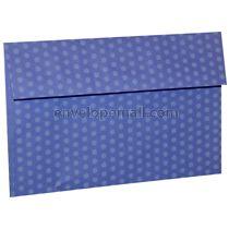 """Dotted Washi Violet - Booklet (6 x 9"""") Envelope"""