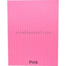 Dotted Washi Pink 65 lb Cover - Sheets 8-1/2 x 11