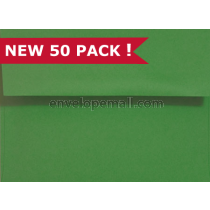 "Astrobright Gamma Green 5-1/4 x 7-1/4"", (A7) Envelope"