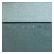 "Stardream Metallic Malachite - Square (6-1/2 x 6-1/2"") Envelope"