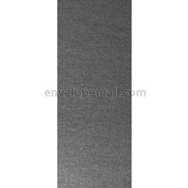 "Stardream Anthracite 105 lb Cover - No 10. Flat Card 3-7/8 x 9-1/4"" 100 Pack"