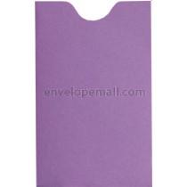 Britehue Violet Card Sleeve 2-1/4 x 3-5/8 Envelope