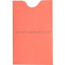 Britehue Ultra Lava Card Sleeve 2-1/4 x 3-5/8 Envelope