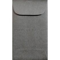 "Stardream Metallic Anthracite - Mini (2-1/4 x 3-3/4"") Envelope"