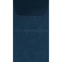 "Carnival Navy Blue 2-1/4 x 3-3/4"", (Mini Open End) Envelope"