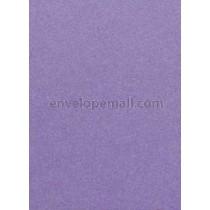 Stardream Amethyst 105 lb Cover - A7 Flat Card 5-1/8 x 7