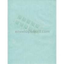 "Riblaid Bluebell 60 lb Text  (8-1/2 x 11"") Sheets"