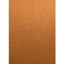 Stardream Copper 105 lb Cover - 4 Bar Flat Card 3-1/2 x 4-7/8