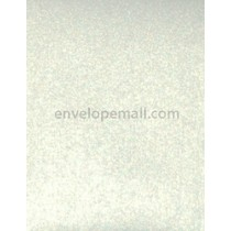 Curious Metallic Ice Gold 111 lb. Cover - Sheets 8-1/2 x 11