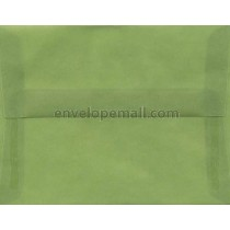 "Translucent Leaf - Booklet (6 x 9"") Envelope"
