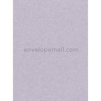 Shine Metallic Lilac 80 lb. Text 8-1/2 x 11  Sheets