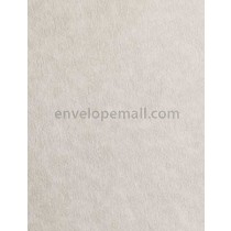 "Magna Carte Pewter Gray 65 lb Cover - Sheets 8-1/2 x 11"" 100 Pack"
