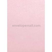 Stardream Metallic Rose Quartz 105 lb Cover  8-1/2 x 11 Sheets