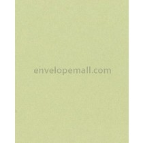 Stardream Metallic Sage 105 lb Cover - Sheets 8-1/2 x 11