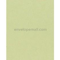 Stardream Metallic  Sage 81 lb Text - Sheets 8-1/2 x 11