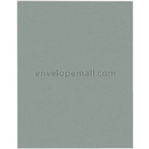 Construction Steel Blue 100 lb Cover - Sheets 8-1/2 x 11