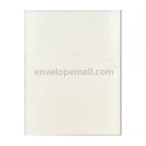 Canaletto Grossa Bianco 111 lb Cover - Sheets 8-1/2 x 11