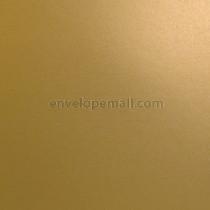 Sirio Pearl Metallic Aurum Gold 110 lb. Cover Sheets 12 x 12
