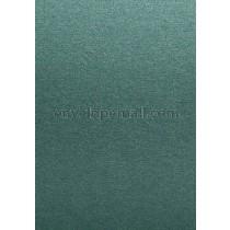 Stardream Metallic Malachite 105 lb Cover  12 x 18 Sheet