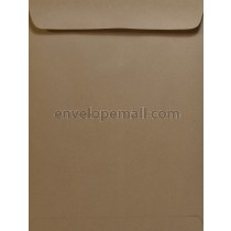"Brown Bag Kraft 9 x 12"" Open End Catalog Envelope"