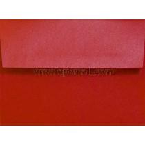 "Stardream Metallic Jupiter Red - A2 (4-3/8 x 5-3/4"") Envelope"