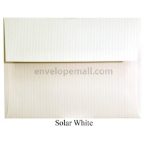 "Classic Columns Solar White - 4Bar (3-5/8 x 5-1/8"") Envelope"