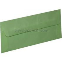 "Translucent Leaf - No 10 Sq Flap (4-1/8 x 9-1/2"") Envelope"