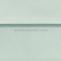 "Stardream Metallic Aquamarine - Square (6-1/2 x 6-1/2"") Envelope"