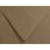 Brown Bag Kraft A9 Euro Flap