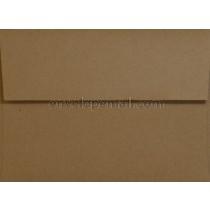"""Brown Box Kraft A7, 5-1/4 x 7-1/4"""",  Envelope"""