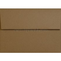 "Brown Box Kraft A7 OUTER, 5-1/2 x 7-1/2"",  Envelope"