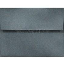 "Stardream Metallic Anthracite - Booklet (6x9"") Envelope"