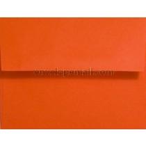"Britehue Orange Envelope - A7 (5-1/4 x 7-1/4"")"