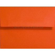 "Britehue Orange Envelope - A6 (4-3/4 x 6-1/2"")"