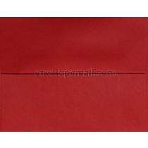 "Carnival Red 3-5/8 x 5-1/8"", (4Bar) Envelope"