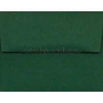 """Carnival Forest Green 5-1/4 x 7-1/4"""", (A7) Envelope"""
