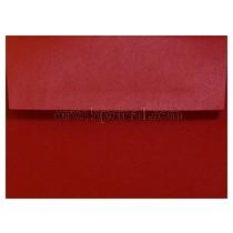 """Stardream Metallic Jupiter Red - 4Bar (3-5/8 x 5-1/8"""") Envelope"""