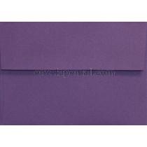 "Eames Furniture Kaleidoscope Purple 4Bar Square Flap (3-5/8 x 5-1/8"") Envelope"