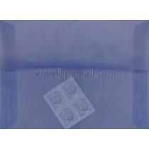 Translucent Lavender 6x9 Booklet Envelope