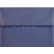 Translucent Lavender - 4Bar  3-5/8 x 5-1/8  Envelope