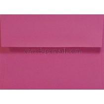 """Poptone Razzle Berry - A7  (5-1/4 x 7-1/4"""") Envelope"""